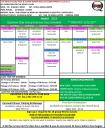 March 2018 Fitness Classes -